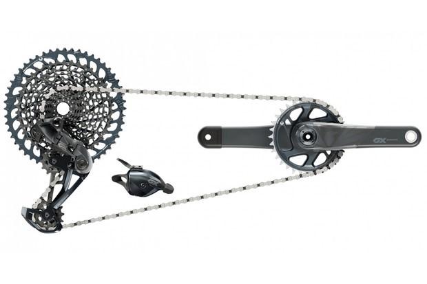Transmissão para mountain bike SRAM GX Eagle